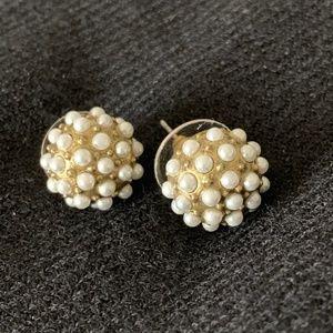 Silpada Pearls Night Out Earrings